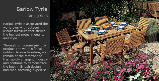 barlow tyrie dining sets