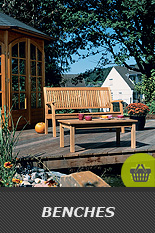 Barlow Tyrie garden benches