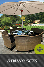 westminster Garden Furniture dining sets